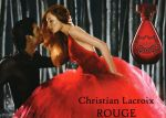 Парфюмерная вода Christian Lacroix Rouge